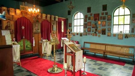 Uitleg over ons orthodoxe kerkgebouw in breda